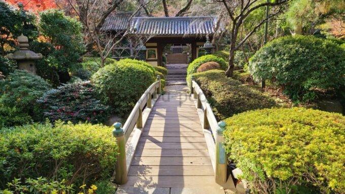 ザ・プリンス さくらタワー東京、オートグラフ コレクションの日本庭園