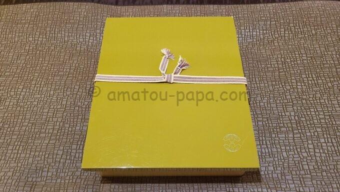 ザ・プリンス さくらタワー東京、オートグラフ コレクションのPCセットとチャンネルガイドが入っている箱