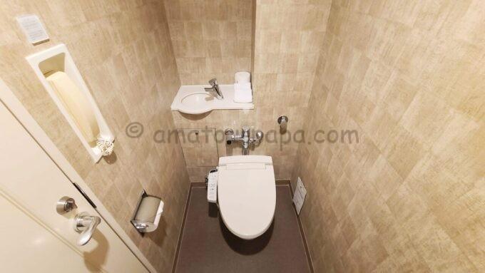 ザ・プリンス さくらタワー東京、オートグラフ コレクションのトイレ