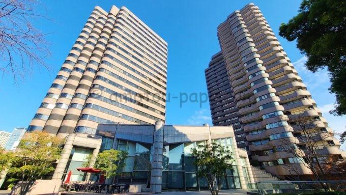 東京マリオットホテル&御殿山トラストタワー&御殿山トラストコート