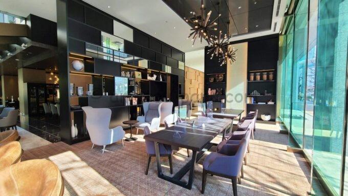ACホテル・バイ・マリオット東京銀座のACラウンジ(AC Lounge)