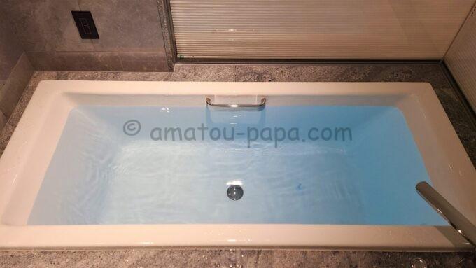 メズム東京、オートグラフ コレクションのchapter 1(ダブル、ガーデンビュー、バルコニー)のお風呂