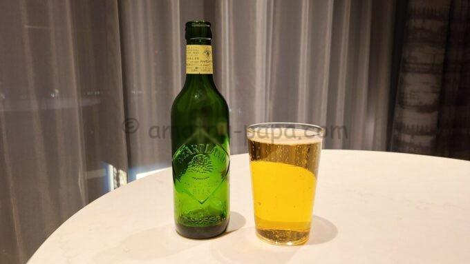 メズム東京、オートグラフ コレクションのchapter 1(ダブル、ガーデンビュー、バルコニー)のハートランドビール