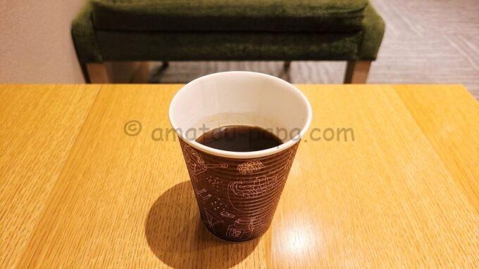 JCB Lounge 京都(JCBラウンジ京都)のコーヒー