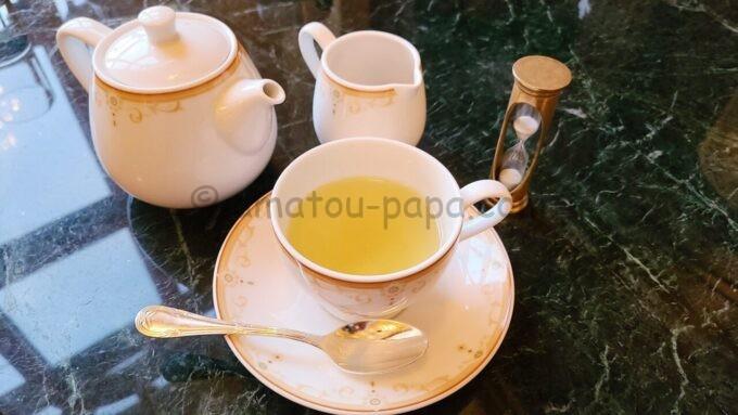 ドリーマーズ・ラウンジの紅茶