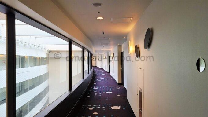 ヒルトン東京ベイの11階フロア