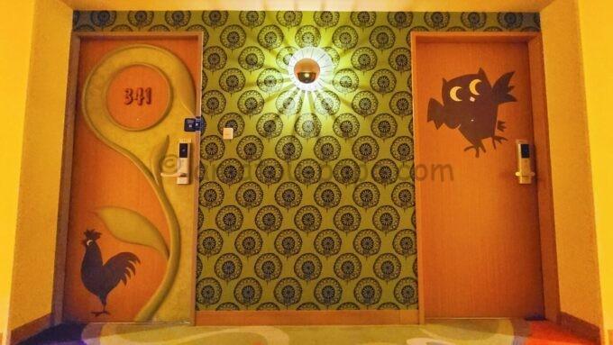 ヒルトン東京ベイのハッピーマジックスイートとハッピーマジックルーム