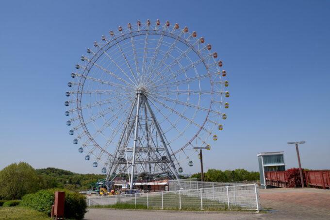 愛・地球博記念公園(モリコロパーク)の大観覧車
