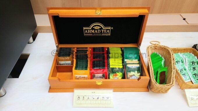 グランドニッコー東京ベイ舞浜の紅茶