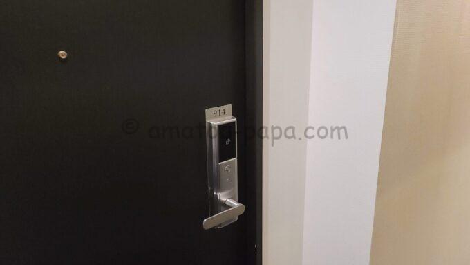 ヒルトン東京ベイのセレブリオのドア
