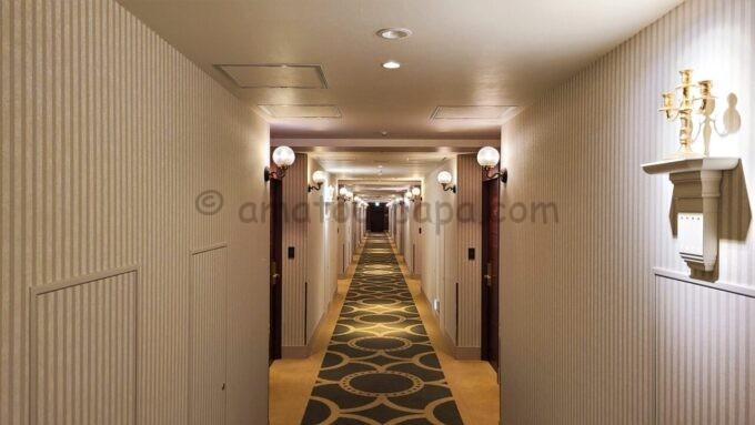 東京ベイ舞浜ホテル ファーストリゾートの4階フロア