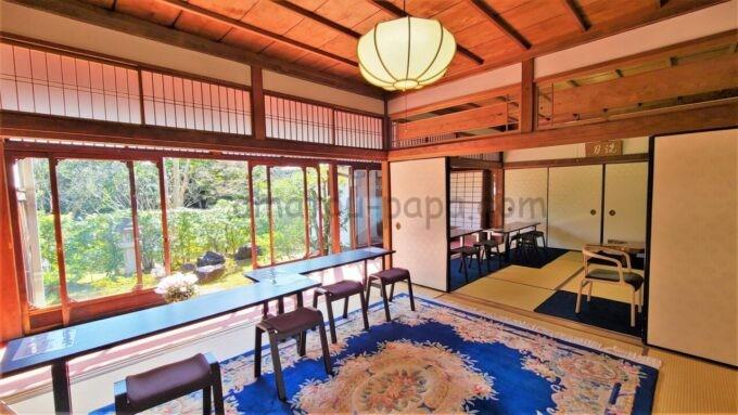 アメックの高台寺塔頭 圓徳院「京都特別観光ラウンジ」