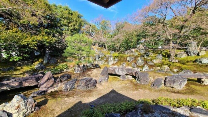 高台寺塔頭 圓徳院の北庭(ほくてい)
