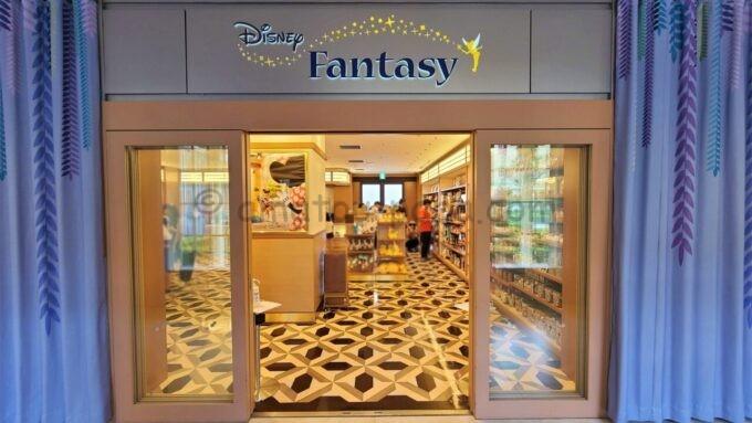 東京ディズニーセレブレーションホテル ウィッシュのディズニーファンタジー