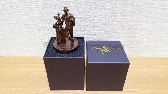 ディズニー★JCBカード ゴールドカードのTHANKS GIFT(サンクスギフト)ペーパーウェイト